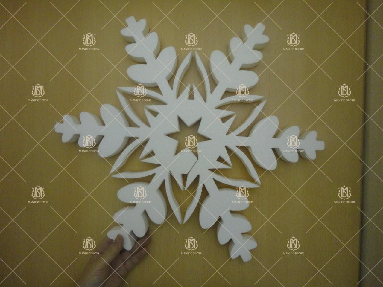 Новогодние поделки из пенопласта своими руками Поделки из пенопласта на Новый Год как сделать